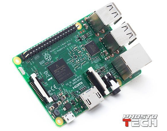Raspberry Pi3: сейчас с64-битным процессором, Wi-Fi иBluetooth