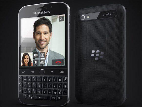 BlackBerry Classic снимается спроизводства
