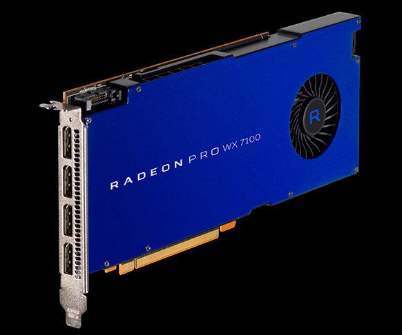 Компания AMD анонсировала новейшую видеокарту спамятью в1 терабайт