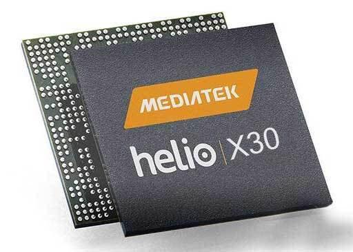 MediaTek рассекретила некоторые характеристики чипсета Helio X30