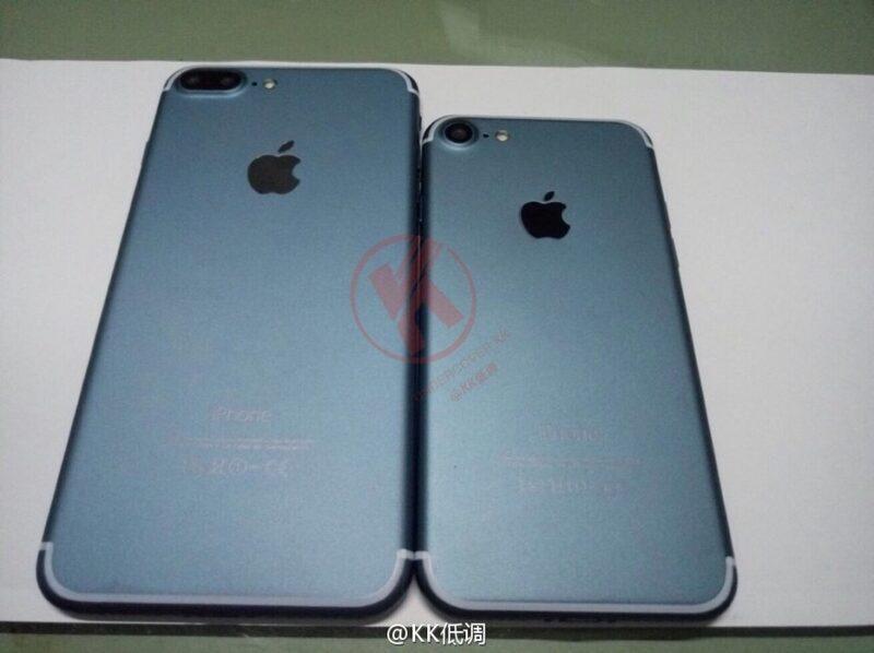 Винтернете обнародованы качественные фото iPhone 7 и7 Plus