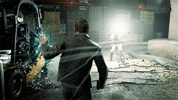 Quantum Break выйдет в Steam