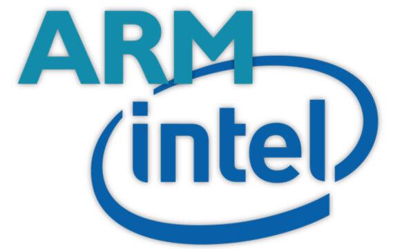 ARM-процессоры будут делать на10-нм линиях Intel