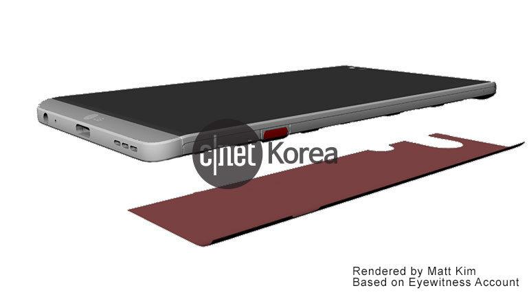 LGпредставила топовый смартфон V20
