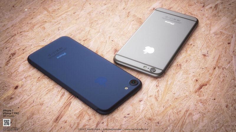IPhone 7: 5 цветов, двойная камера иулучшенная защита отводы