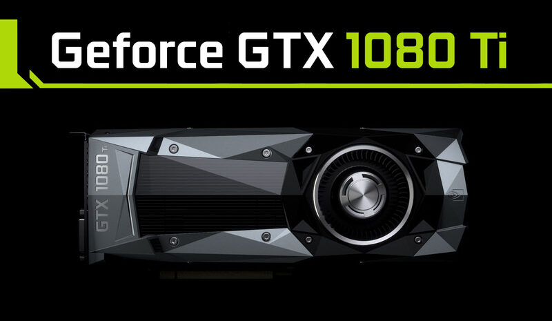 Параметры видеокарты NVIDIA GeForce GTX 1080 Ti засветились в глобальной сети