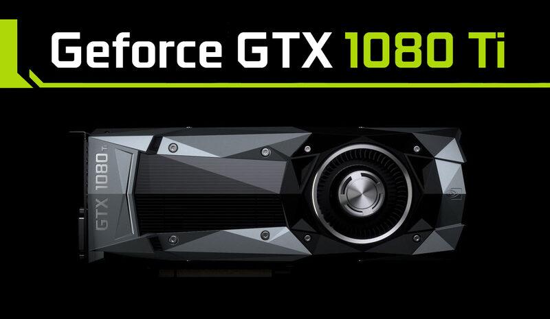 Параметры видеокарты NVIDIA GeForce GTX 1080 Tiзасветились вглобальной сети