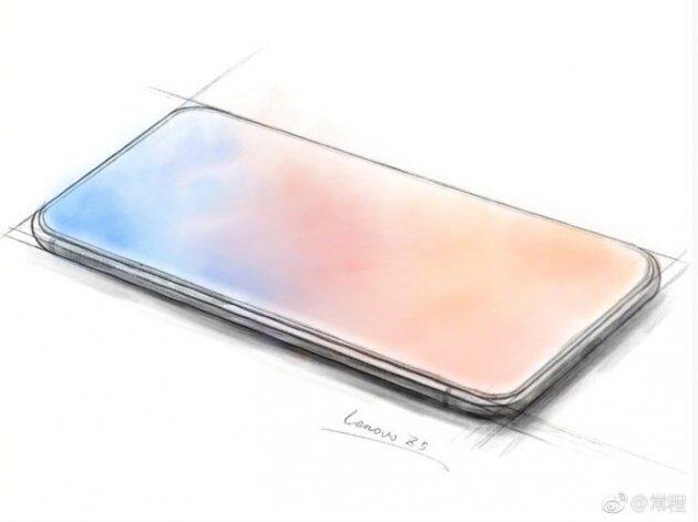 Топ-менеджер Lenovo намекнул нарекордно безрамочный смартфон