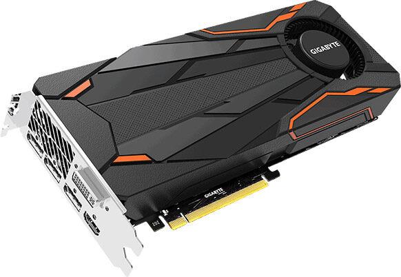 Утекли сведения опроизводительности GeForce GTX 1050 Ti