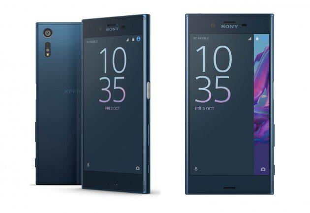 Стартовали продажи телефона Сони XperiaXZ