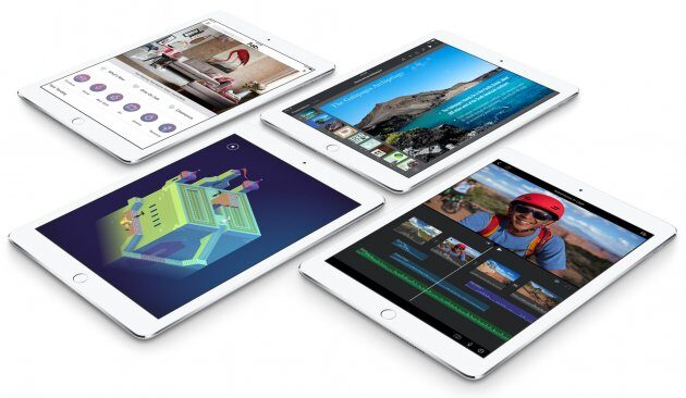 В2017 Apple представит сразу 3 новых iPad Pro