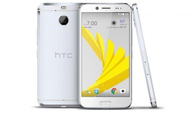 Смартфон HTC Bolt появится вевропейских странах сразу на андроид Nougat