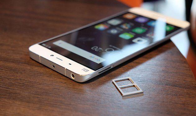 Появились фото нового телефона Xiaomi вметаллическом корпусе