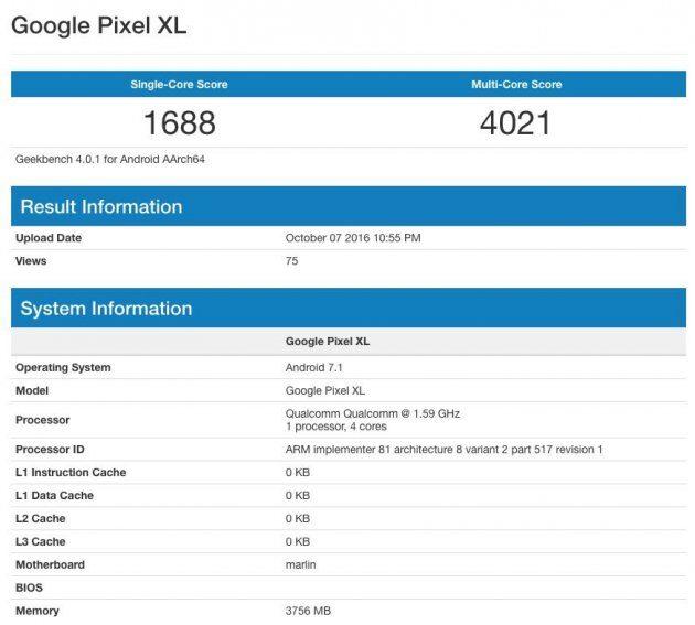 Google анонсировала выход андроид 7.1 Developer Preview