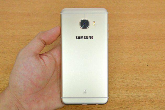Самсунг Galaxy C9: Названы технические данные телефона