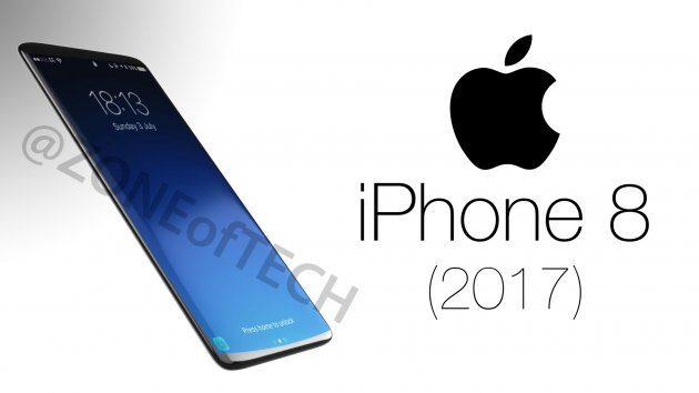 Специалист: навсе 100% стеклянный iPhone 8 перевернет мобильную индустрию