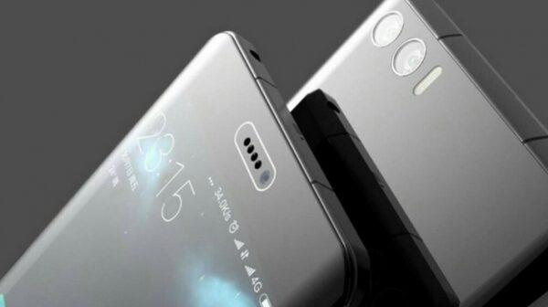 Xiaomi MiNote 2 сизогнутым дисплеем представлен официально