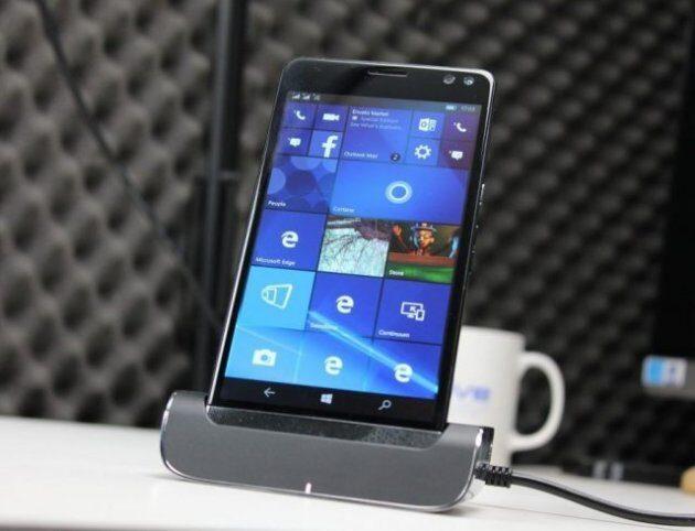 Представлен флагман Alcatel Idol 4S наWindows 10 Mobile