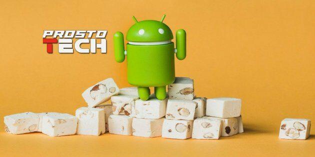 Андроид 7.0 установлен только на0,4% устройств