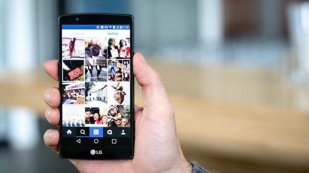 Количество пользователей социальная сеть Instagram достигло 600 млн человек