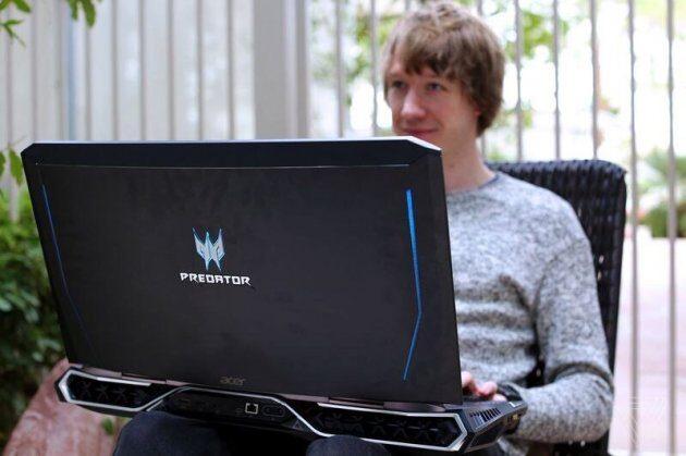 Линейка игровых мониторов Acer Predator пополнилась тремя новыми моделями