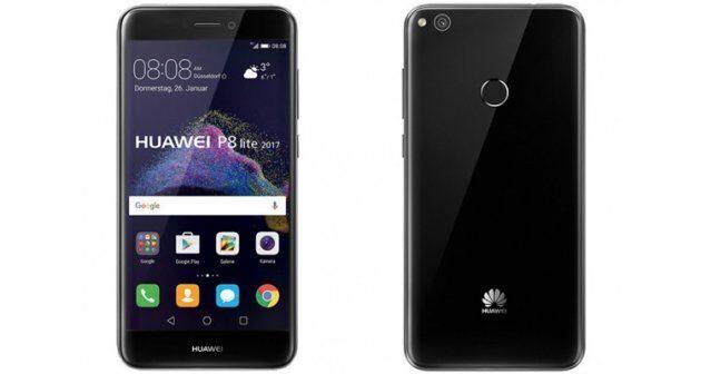 Представлен смартфон Huawei P8 Lite (2017): уверенный середнячок за €239