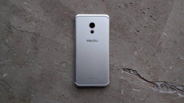 Первые Meizu Pro 6 Plus появились в Российской Федерации