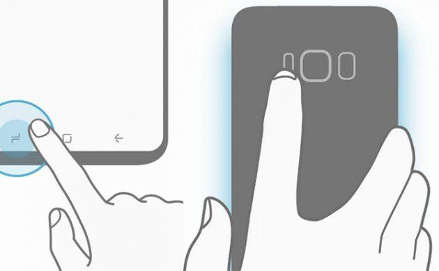 Эскизы нового телефона Самсунг Galaxy S8 просочились вИнтернет