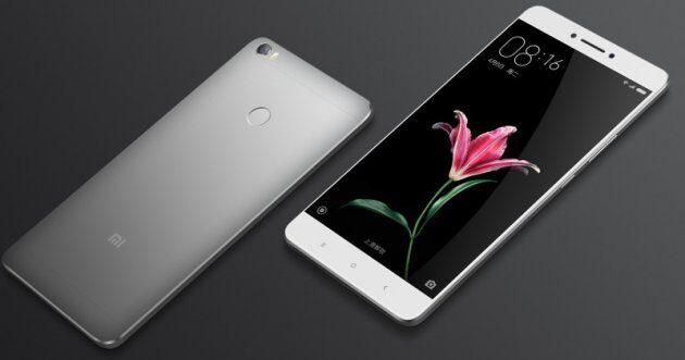 Немалый Xiaomi MiMax 2 получит 6 ГБоперативной памяти