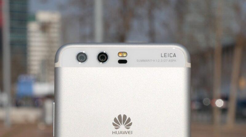 Профессионалы DxOMark признали камеру телефона Huawei P10 одной из наилучших нарынке