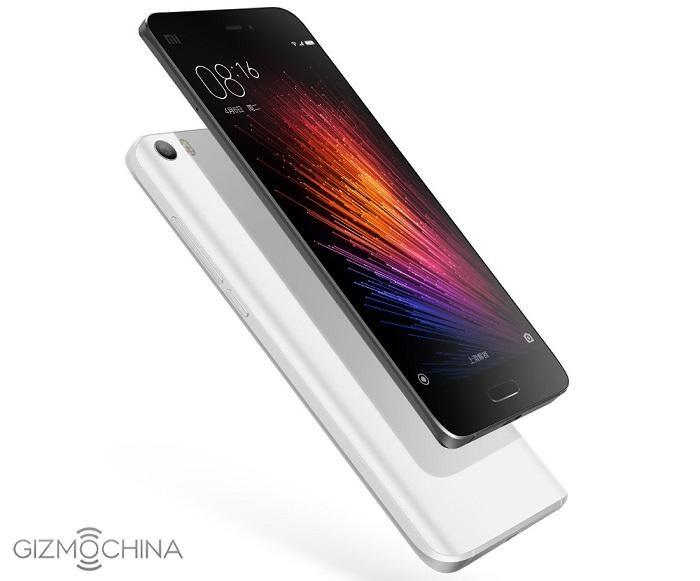 Винтернете появились официальные изображения керамического Xiaomi-Mi6