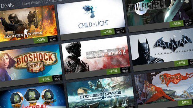 Steam будет учитывать всредний балл игре невсе отзывы