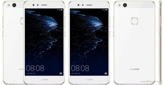 Смартфон Huawei P10 Lite оценен в350евро