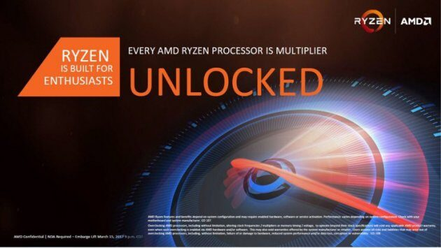 AMD Ryzen 5 Released 1