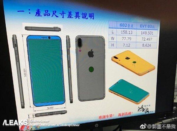 Новый iPhone может получить 3D-камеру иTouchID назадней панели
