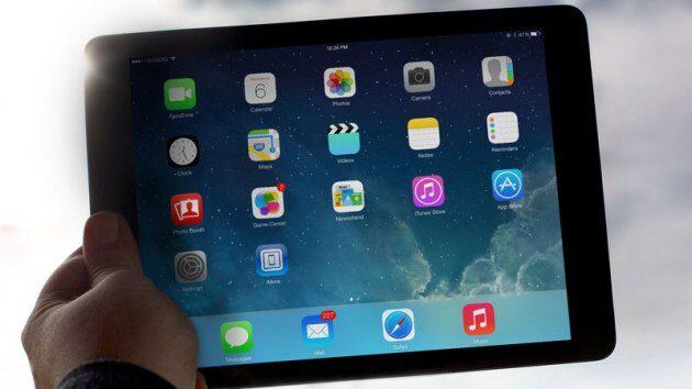 Сломанный iPad 4 бесплатно поменяют наiPad Air 2