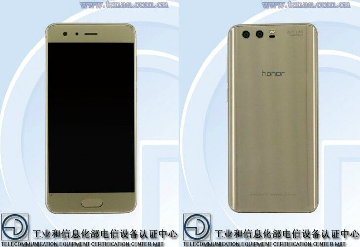 Huawei Honor 9 уже оценили