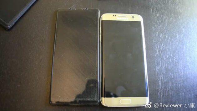 Образ манекена Samsung Galaxy Note 8