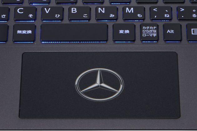 VAIO Z Mercedes Benz