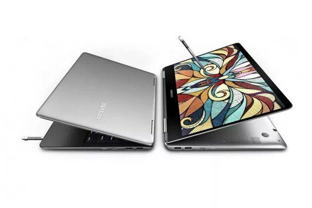 Computex 2017: Самсунг представила ноутбук-трансформер Notebook 9 Pro состилусом
