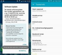 Samsung Galaxy Note 4 и Galaxy Note Edge
