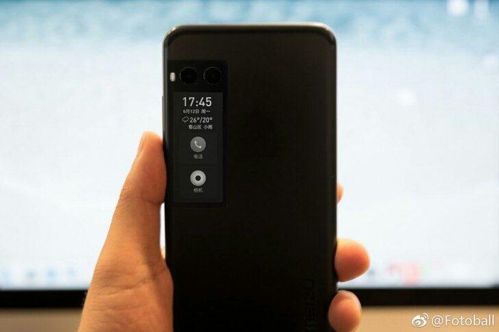 Рендерные фото смартфонов Meizu Pro 7 и Pro 7 Plus