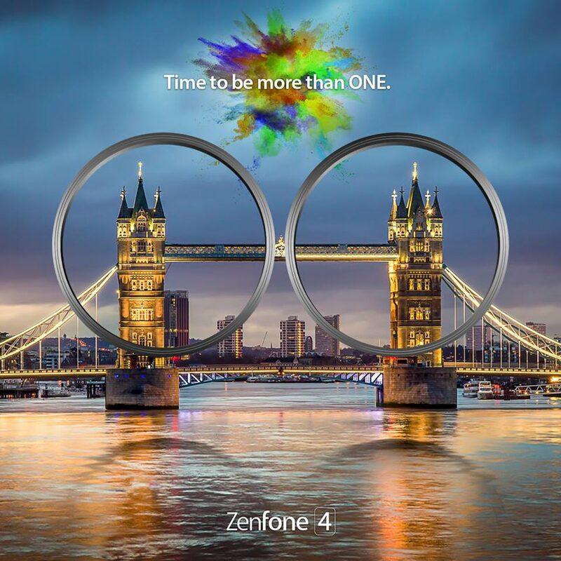 Названа дата дебюта телефонов Asus ZenFone 4