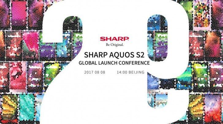 Представлен безрамочный Sharp Aquos S2 сдвойной камерой