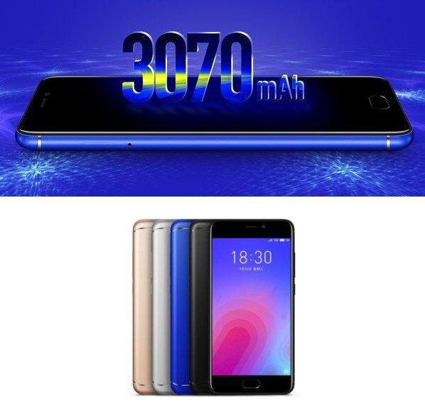 Настоящие фото Meizu M6 показали новый дизайн телефона