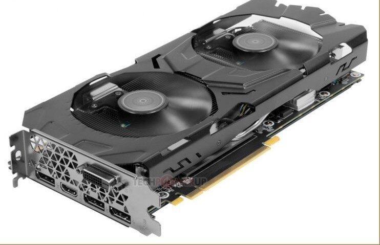 Размещены характеристики ифото видеокарты KFA2 GeForce GTX 1070 TiEX