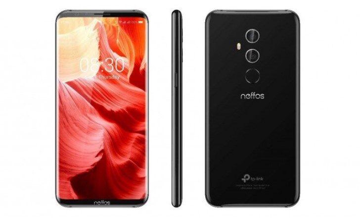 Слухи: TP-Link Neffos получит Snapdragon 835 и экран 18:9