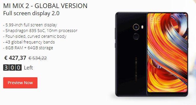 MIUI 9 уже доступна для первого телефона отXiaomi