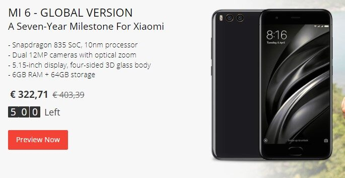 Xiaomi представила пару дешевых телефонов спродвинутыми фронтальными камерами