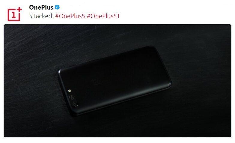 OnePlus 5T будет иметь разъем для наушников